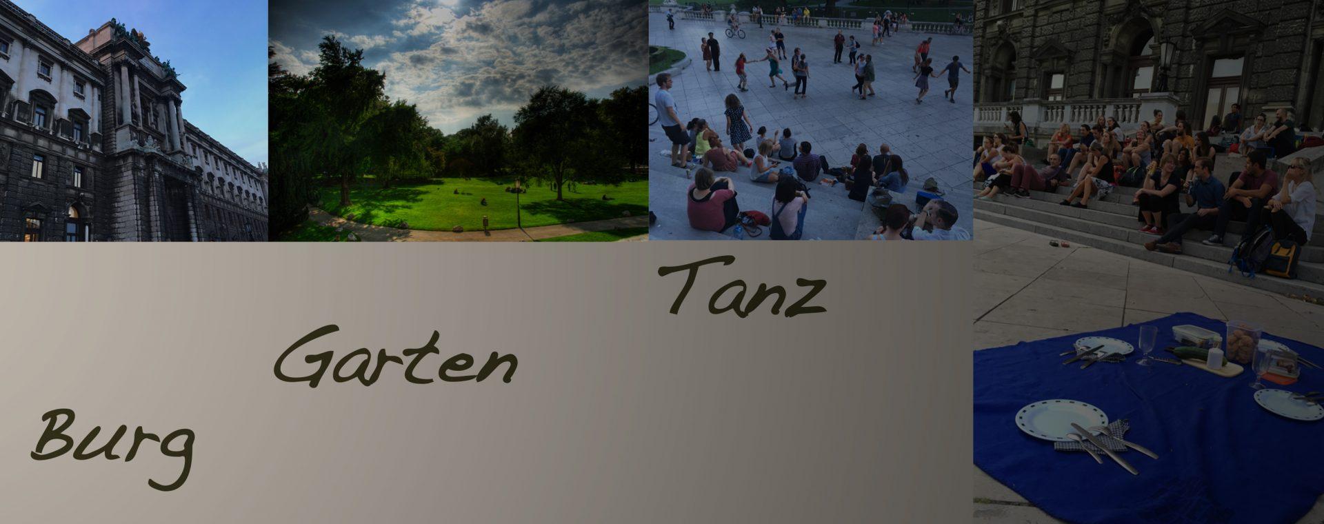 Burgarten Tanz
